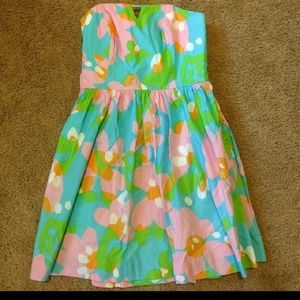 Lilly Pulitzer Floral cocktail Dress